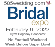 Rochester Bridal Expo, January 7, 2018