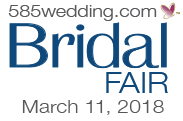 Rochester Bridal Fair, March 11, 2018